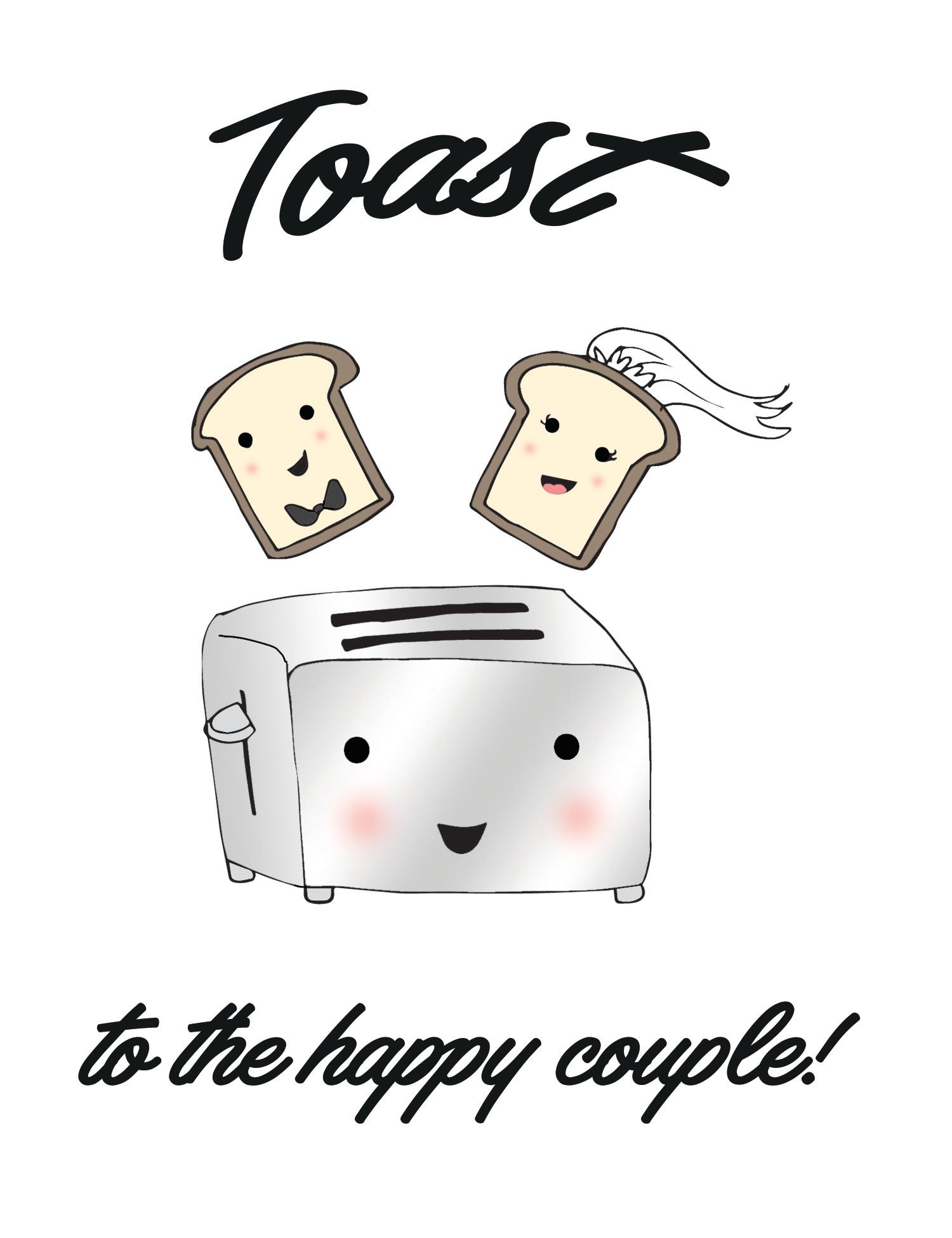 Toast! Final