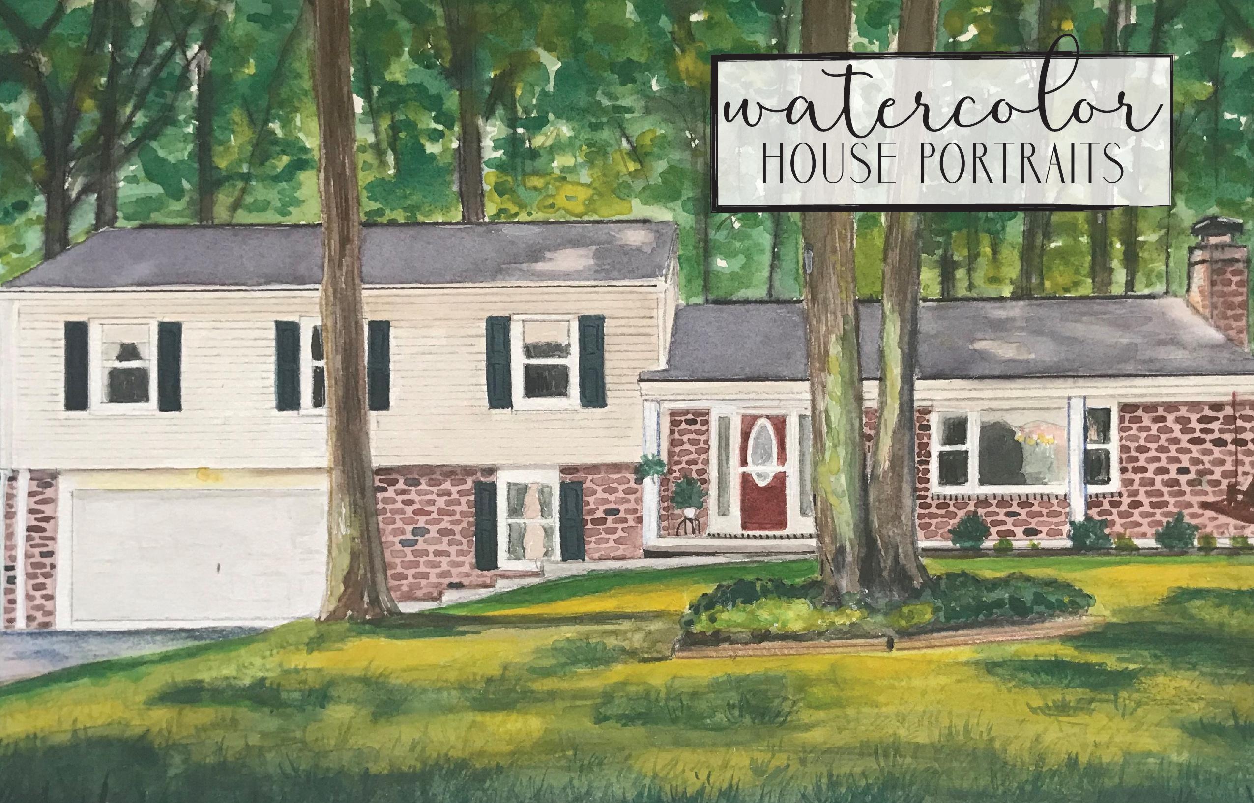 House Portrait Ad 02