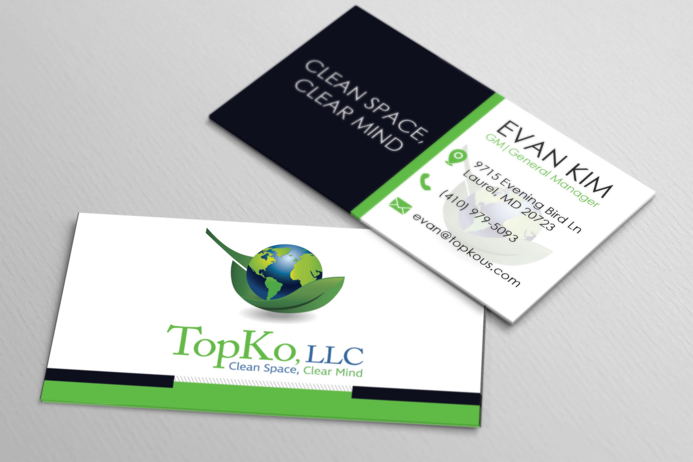 TopKo - Business Card Design 01