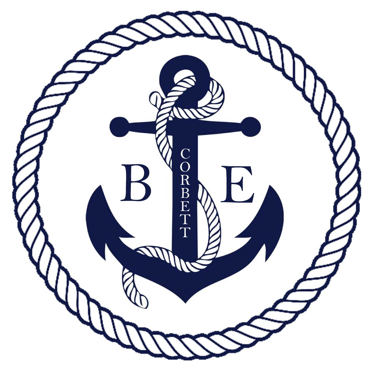 Corbett Wedding Emblem. 2017