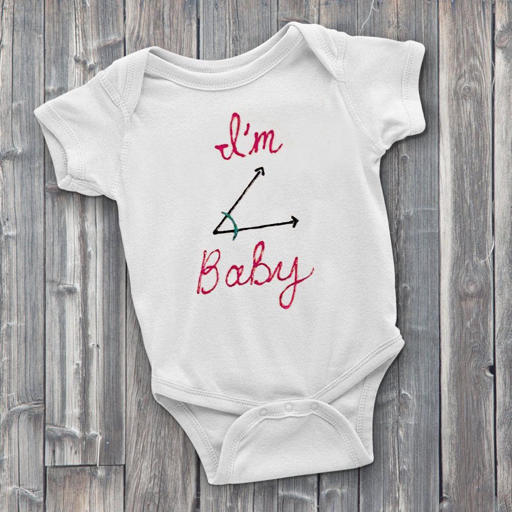Acute Baby Custom Onesie