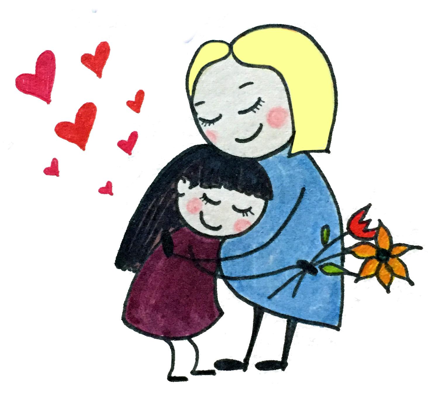 Mom-mom and Me