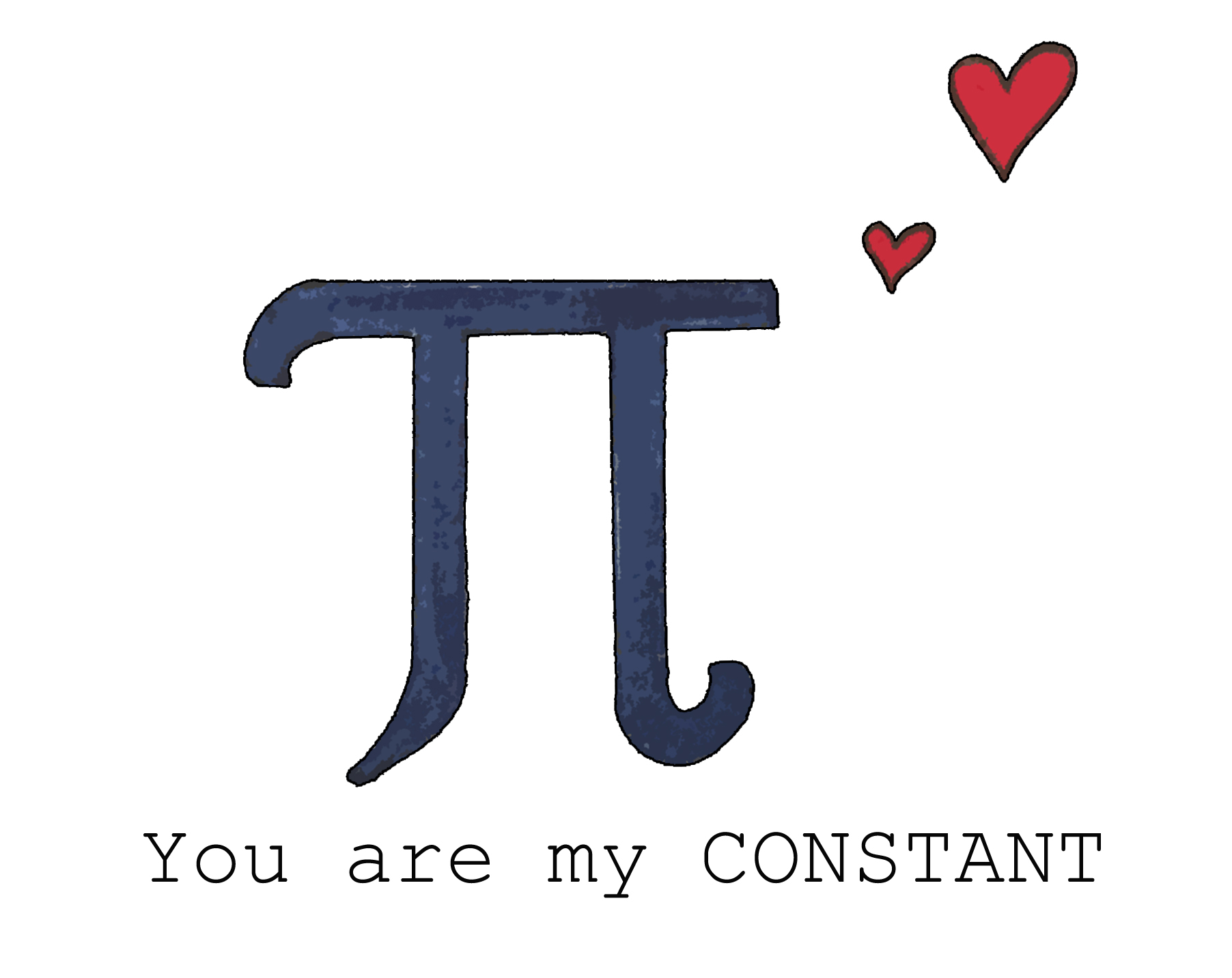 You're my Constant