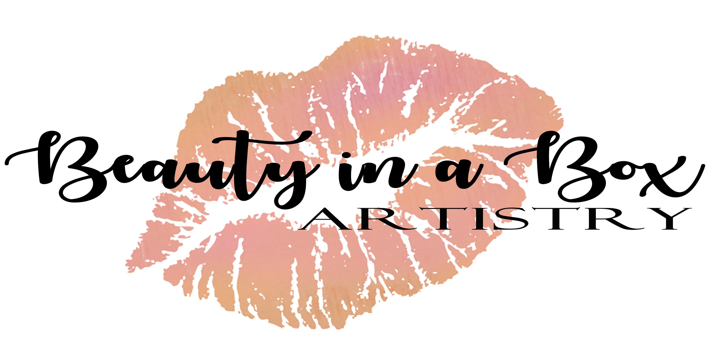 Beauty in a Box Logo. 2017
