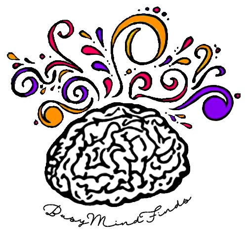 Busy Mind Finds Logo