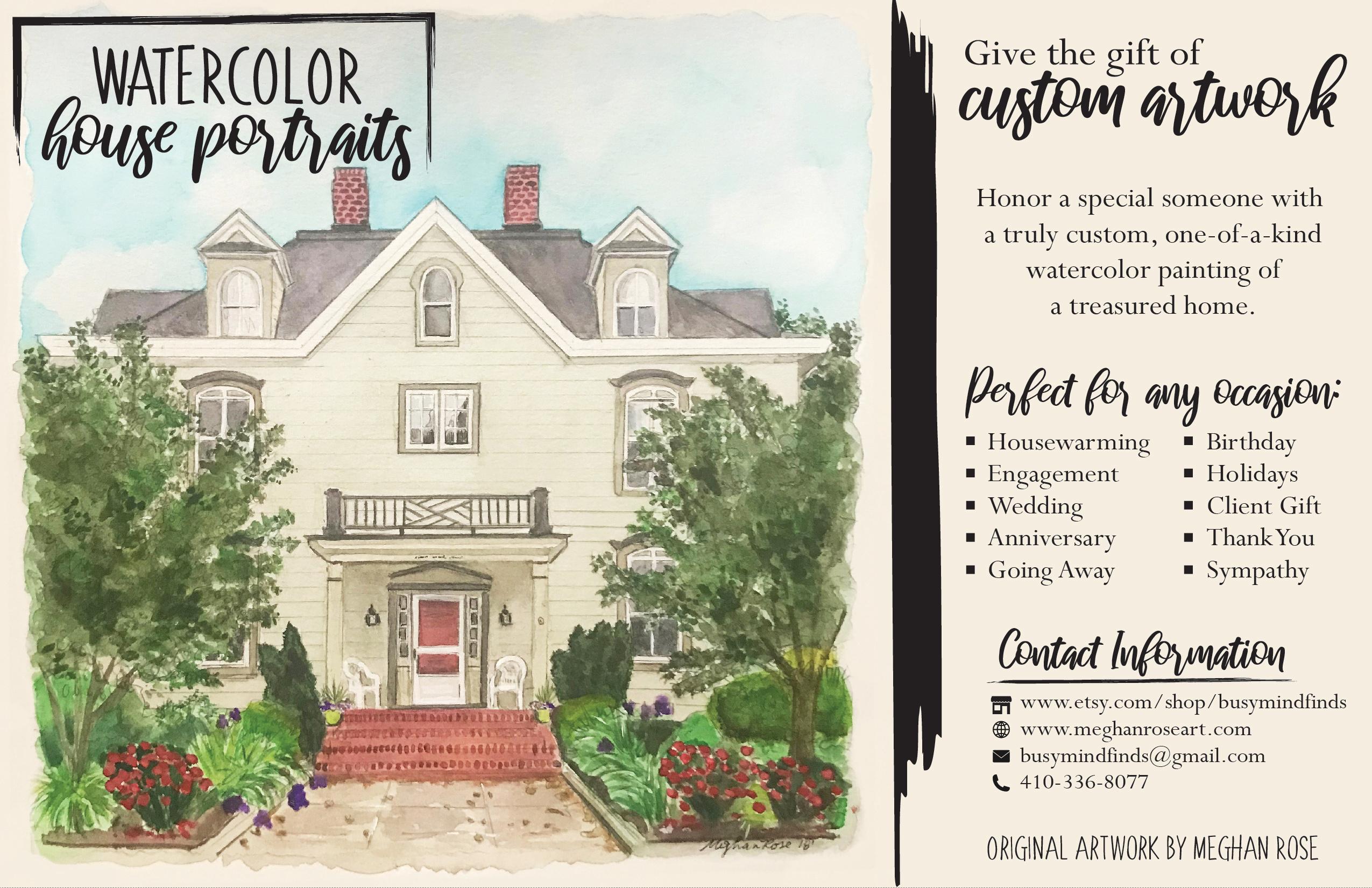 House Portrait Brochure 02