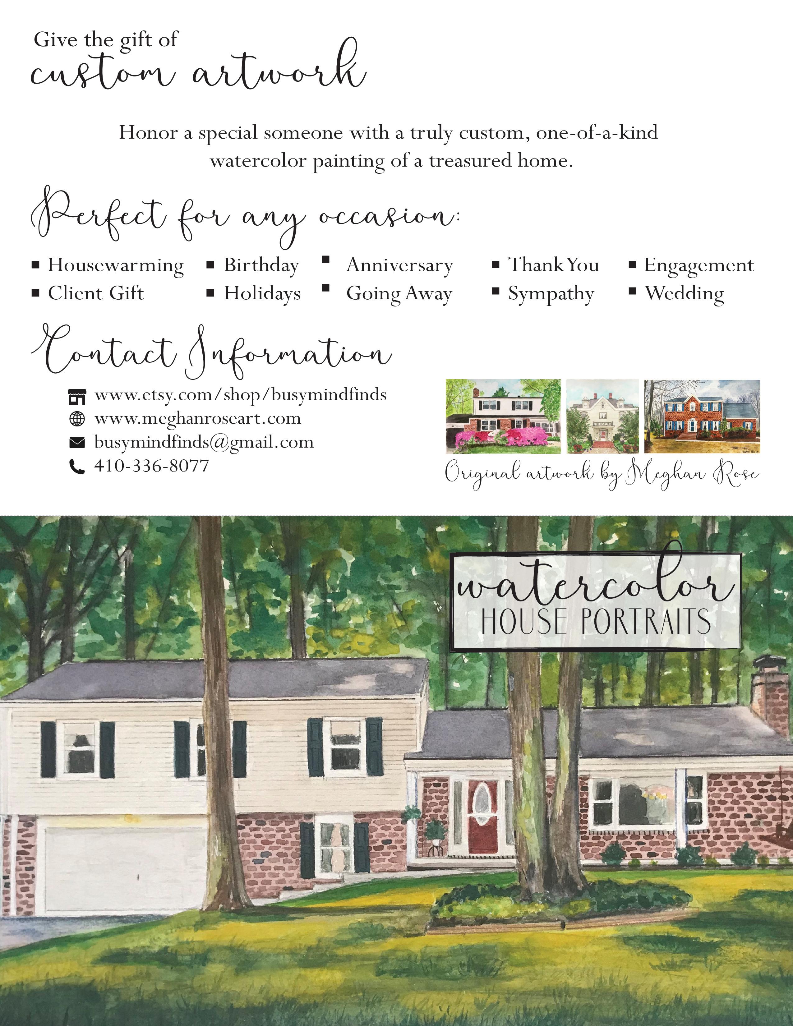 House Portrait Brochure 01