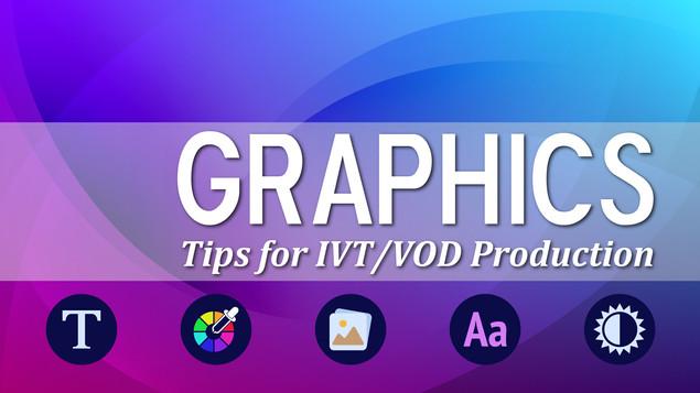 Graphics Tips_VOD Title Design