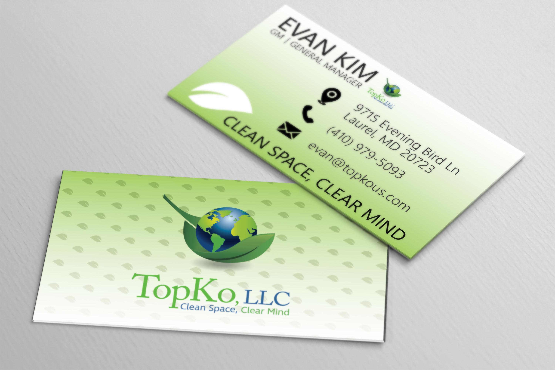 TopKo - Business Card Design 02