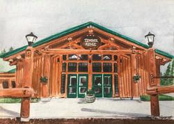 Timber Ridge Lodge Venue Portrait