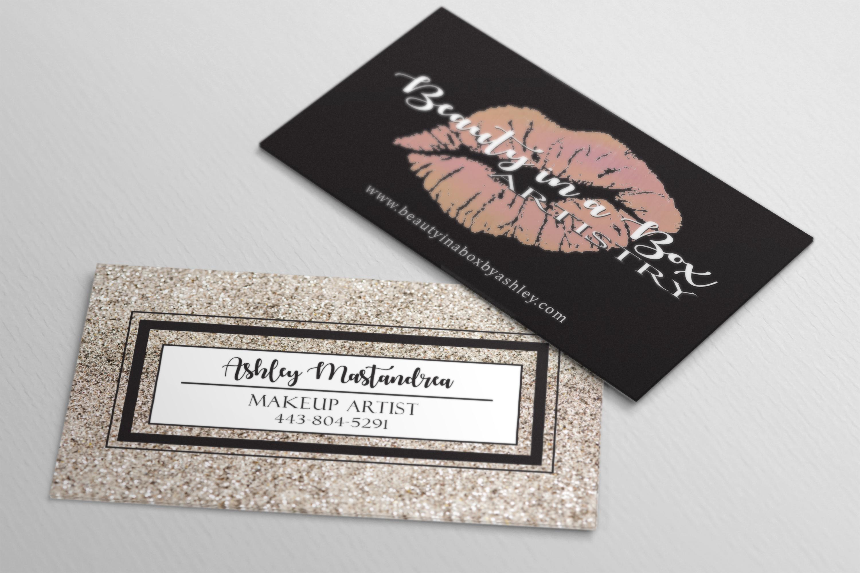 Beauty in a Box_Business Card Mock 3
