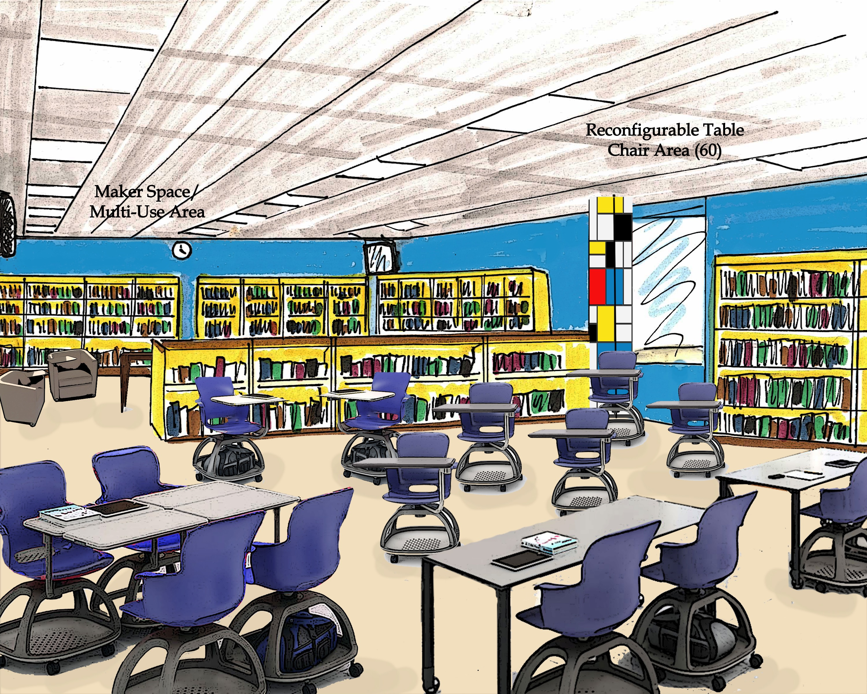 Media Center Redesign Concept Art 2