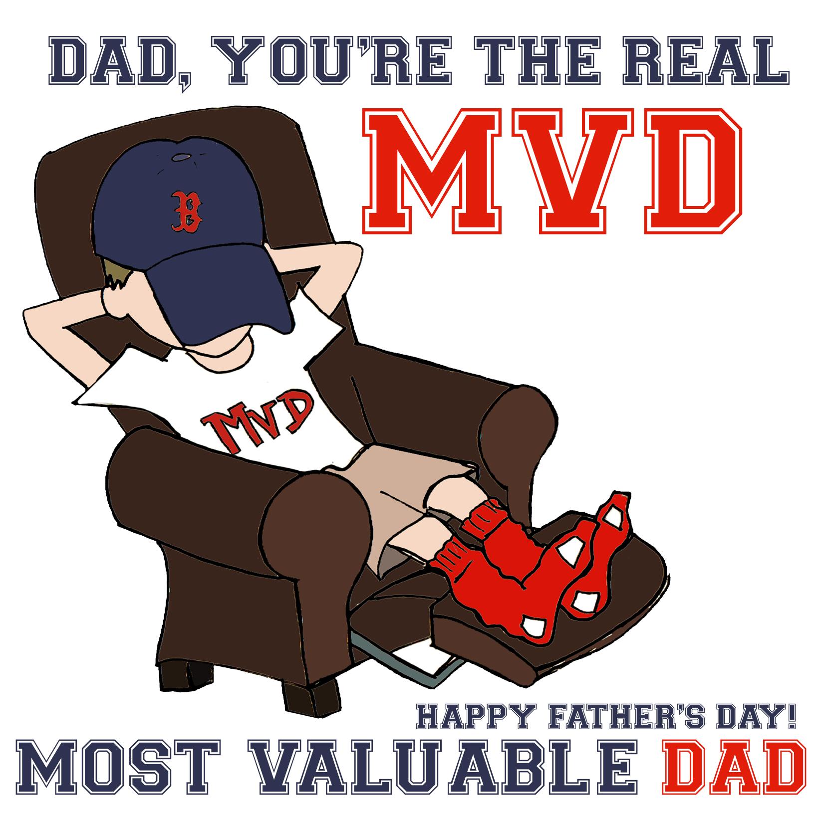 MVD_Most Valuable Dad