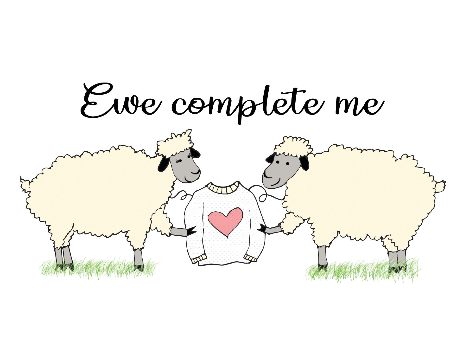 Ewe Complete Me