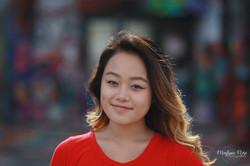 Senior Portrait - Jade