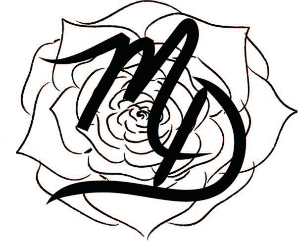 Rose Wedding Emblem. 2015