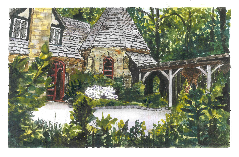 The Cloisters Garden