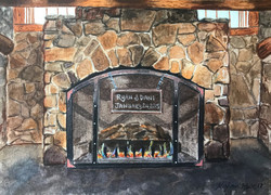 Timber Ridge Lodge_Fireplace