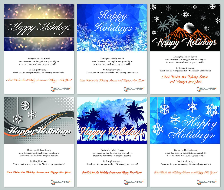 Holiday Card Spec Sheet 2018