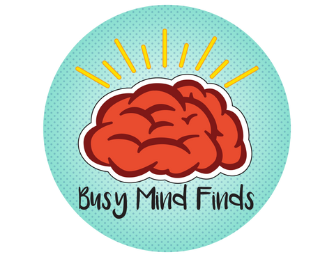 BusyMindFinds Logo