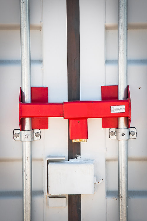 #9001 Heavy Duty Container Lock