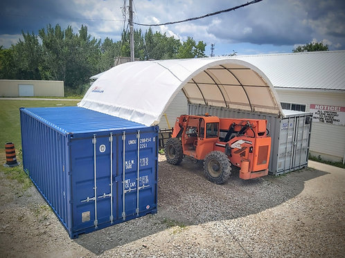 Container Shelter Kit (20')