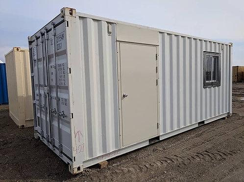 #6062 Insta Rhino Steel Door