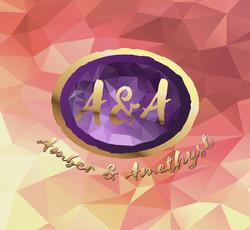 Amber & Amethyst FB-06-06