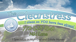 The Cleanstress Card