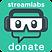 Streamlabs donaton