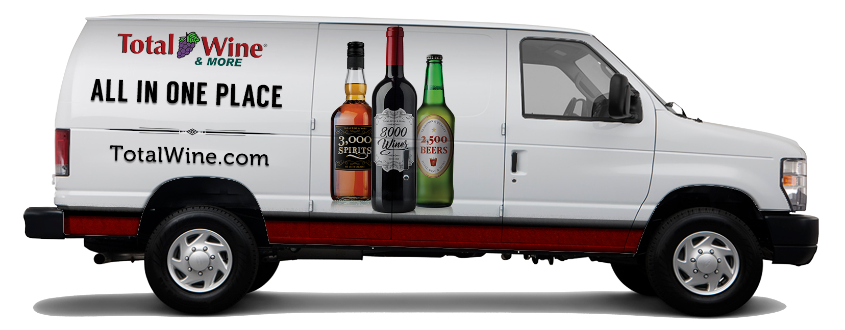 Total Wine van mockup4