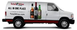 Total Wine van mockup4