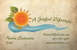 A  Joyful Lifestyle card-01