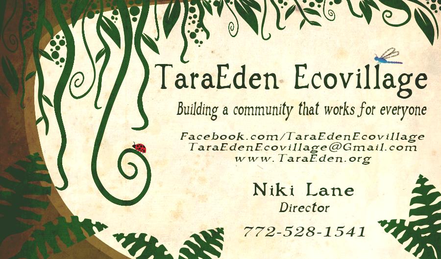 TaraEden CARD V1.2