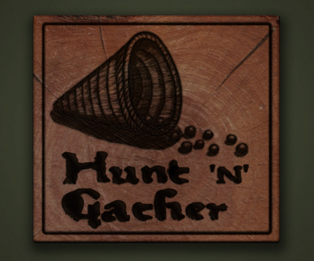 Hunter Gather-V2-ApostropheFLIP