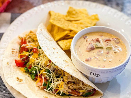 Family Meals Month: Chicken Tacos