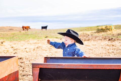 littles- boy in trough.jpg