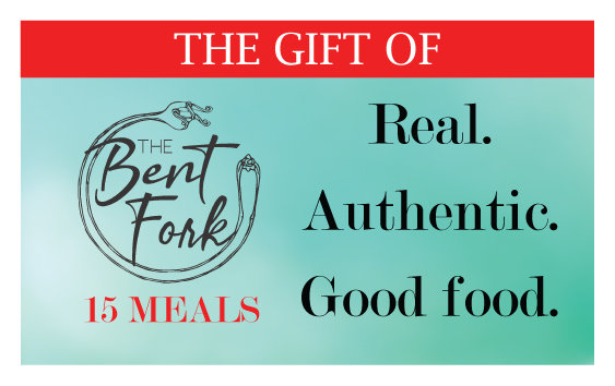 Gift Card: 15 Meals