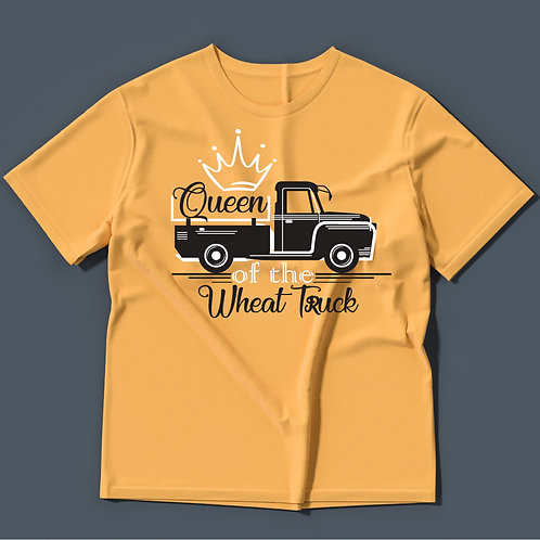Queen of the Wheat Truck T