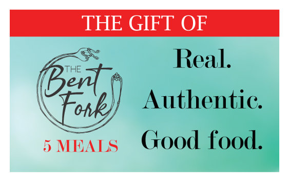 Gift Card: 5 Meals