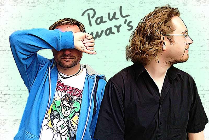 Paul war`s -live am 4.11.17 um 19:30 Uhr
