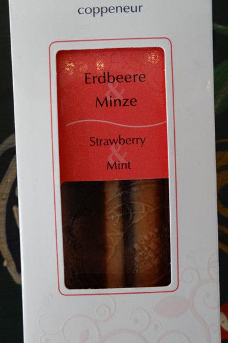 Cuvee Erdbeer & Minze, 25 gr.