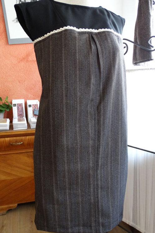 "Klassisches Kleid Gr.38 ""made in Wuppertal"""