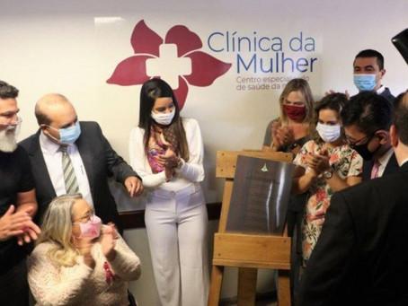 Nova clínica vai atender até 3,7 mil mulheres por mês na 514 Sul
