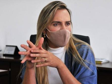 """Celina Leão: """"A pandemia reforçou a necessidade de se praticar esportes"""""""