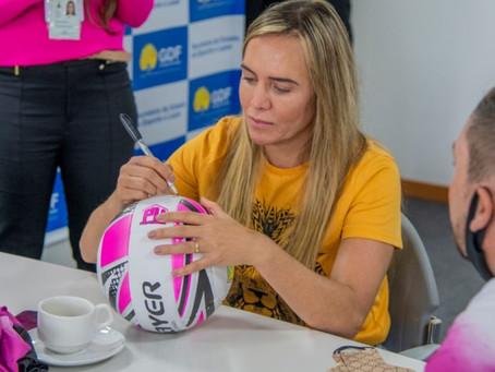 Copa Brasília FuFtFem de Futebol Feminino começa neste fim de semana