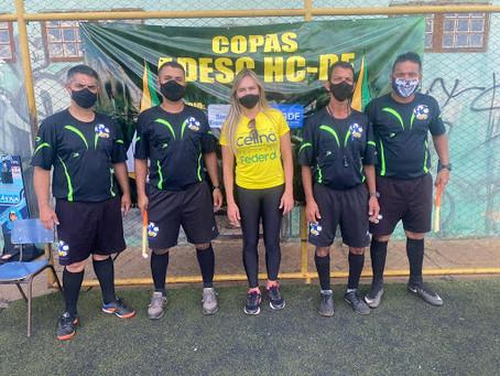 Secretaria de Esporte marca presença em eventos no fim de semana por todo o Distrito Federal