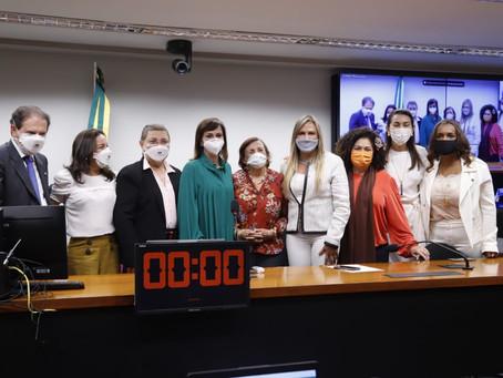 Celina Leão é a nova coordenadora da Secretaria da Mulher