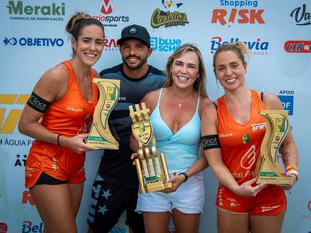 Team Águia Footvoolley anima fim de semana em Brasília