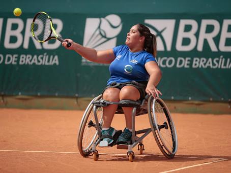 Esporte apoia a Supercopa BRB de Tênis em Cadeira de Rodas